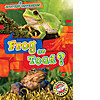 Cover: Frog or Toad?