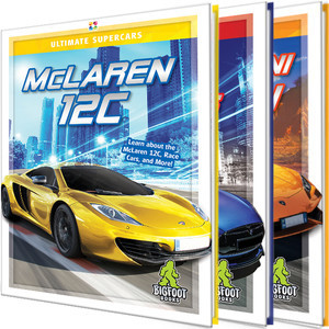 Cover: Ultimate Supercars