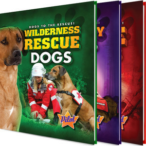 Cover: Dogs to the Rescue!