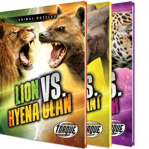 Cover: Animal Battles