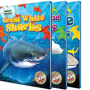 Cover: Shark Frenzy