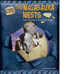 Cover: The Maiasaura Nests