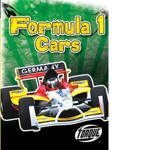 Cover: Formula 1 Cars