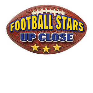 Cover: Football Stars Up Close