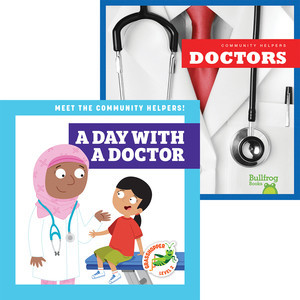 Cover: Doctors + A Day with a Doctor