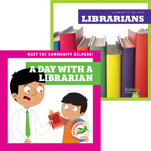Cover: Librarians + A Day with a Librarian