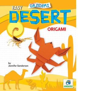 Cover: Easy Desert Origami