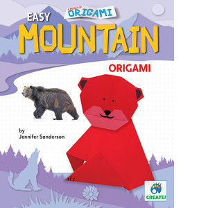 Cover: Easy Mountain Origami