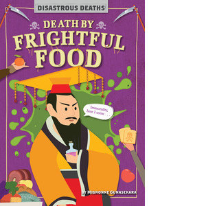 Cover: Death by Frightful Food