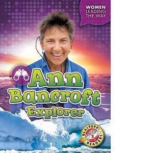 Cover: Ann Bancroft: Explorer