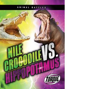 Cover: Nile Crocodile vs. Hippopotamus