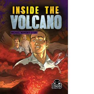 Cover: Inside the Volcano: Michael Benson