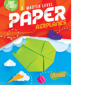 Cover: Master Level Paper Airplanes