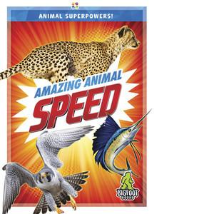 Cover: Amazing Animal Speed