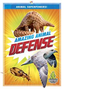 Cover: Amazing Animal Defense