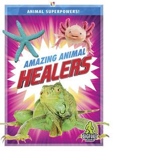 Cover: Amazing Animal Healers