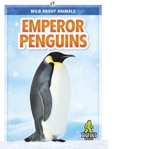Cover: Emperor Penguins