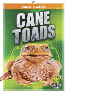 Cover: Cane Toads