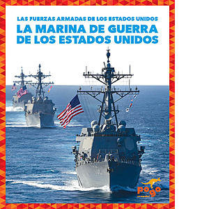 Cover: La Marina de Guerra de los Estados Unidos (U.S. Navy)