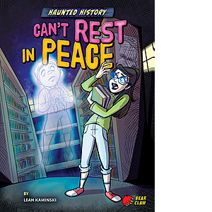 Cover: Can't Rest in Peace