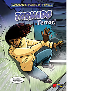 Cover: Tornado Terror!