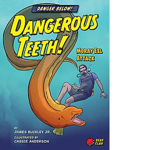 Cover: Dangerous Teeth!
