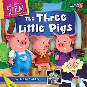 Cover: The Three Little Pigs