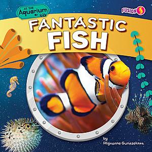 Cover: Fantastic Fish