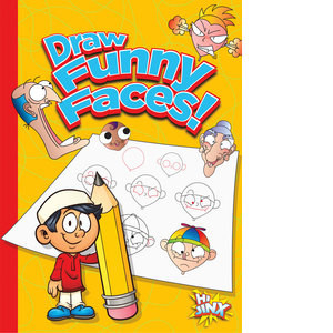 Cover: Draw Funny Faces!