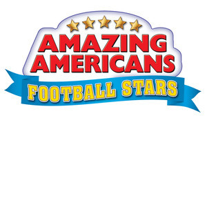 Cover: Amazing Americans: Football Stars