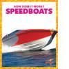 Cover: Speedboats