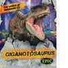 Cover: Giganotosaurus