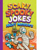 Cover: Scary, Spooky Jokes about Monsters
