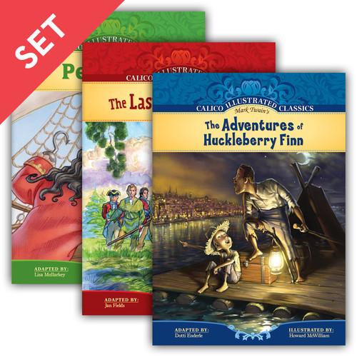 Cover: Calico Illustrated Classics Set 1