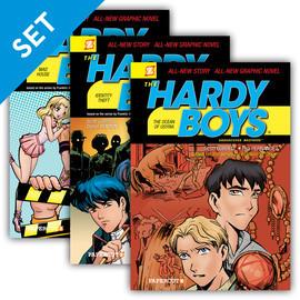 Cover: Hardy Boys