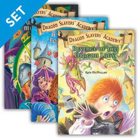 Cover: Dragon Slayers' Academy Set 2