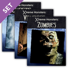 Cover: Xtreme Monsters