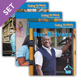 Cover: Going to Work: School Edition