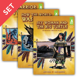 Cover: Short Tales Native American Myths