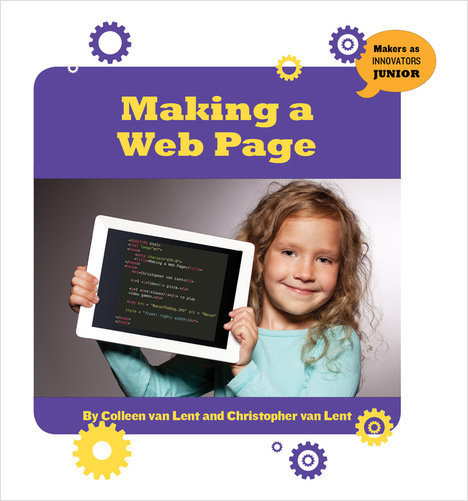 Cover: Making a Web Page