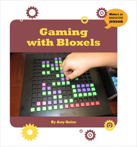 Cover: Gaming with Bloxels