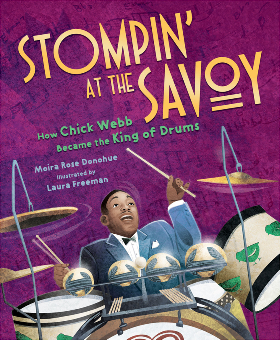 Cover: Stompin' at the Savoy: How Chick Webb Became the King of Drums