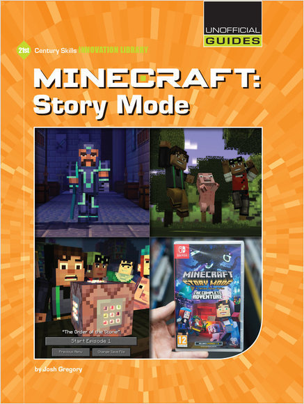 Cover: Minecraft: Story Mode