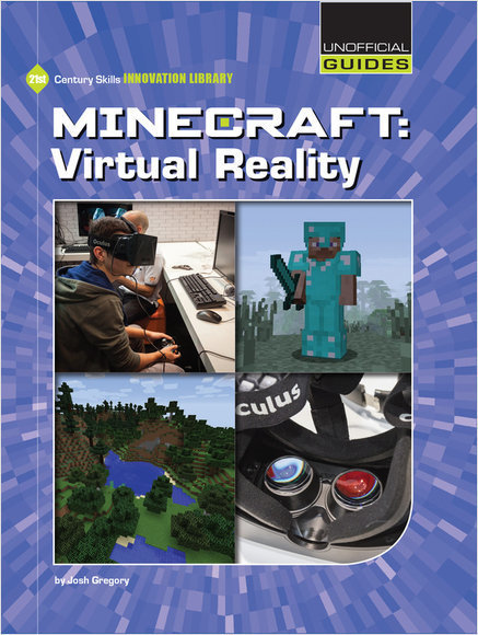 Cover: Minecraft: Virtual Reality
