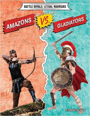 Cover: Amazons vs. Gladiators