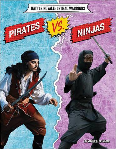 Cover: Pirates vs. Ninjas