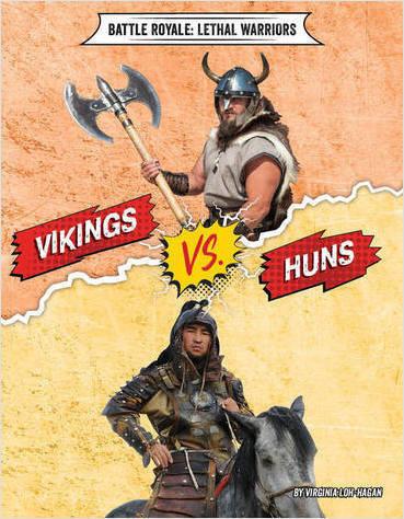 Cover: Vikings vs. Huns