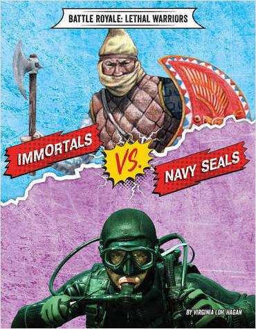 Cover: Immortals vs. Navy SEALs