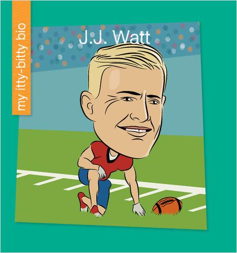 Cover: J.J. Watt