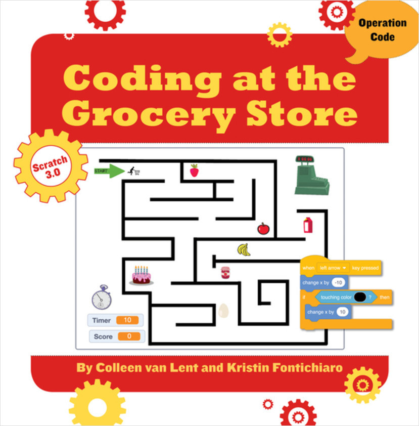 Cover: Coding at the Grocery Store